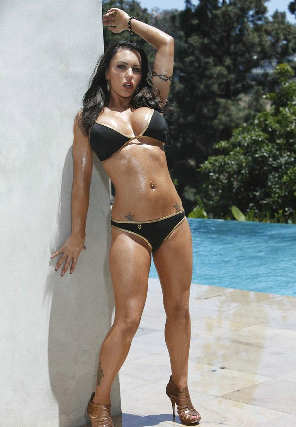 Jenna presley bikini rosa